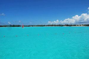Happy New Year From Bora Bora