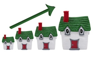 home prices double