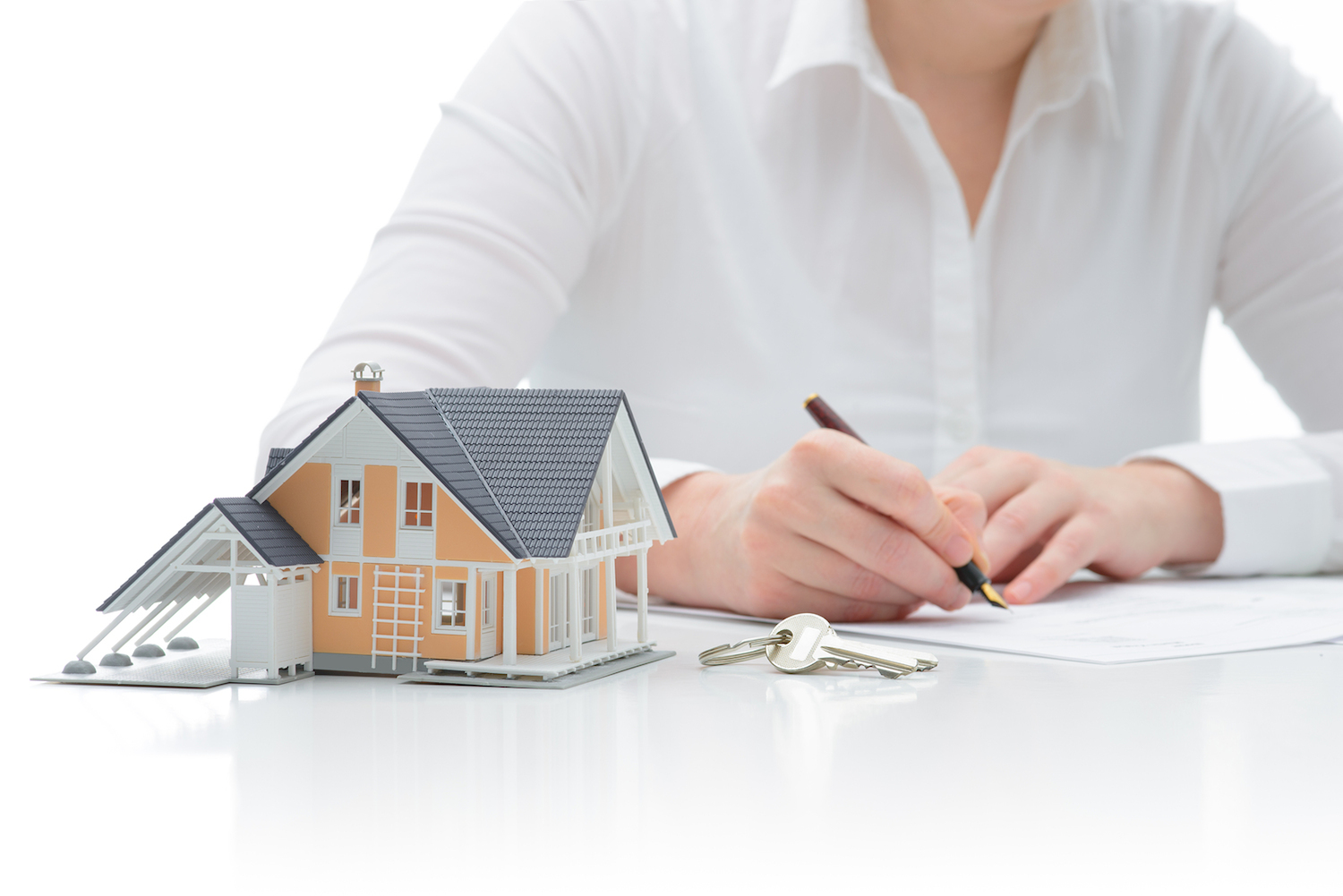 About Writing a Real Estate Blog