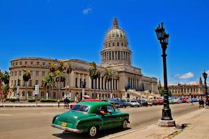 Cuba for a Sacramento Realtor Winter Vacation