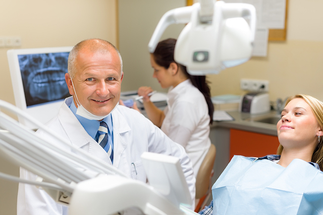 The Flipper Alternative to a Partial Before a Dental Implant