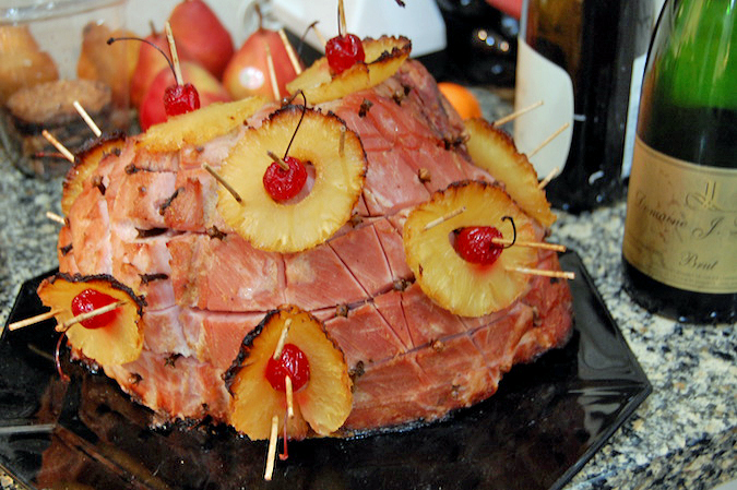 How to Make a Planetary Ham at Christmas