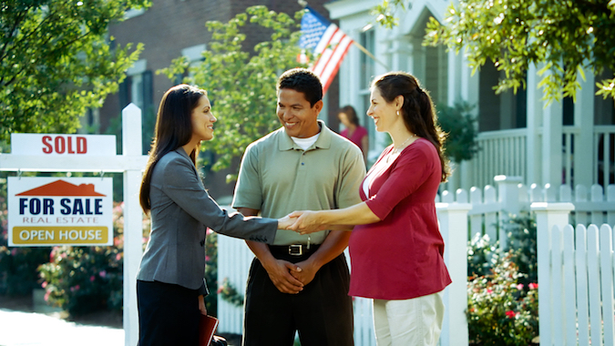 buying a home using the listing agent