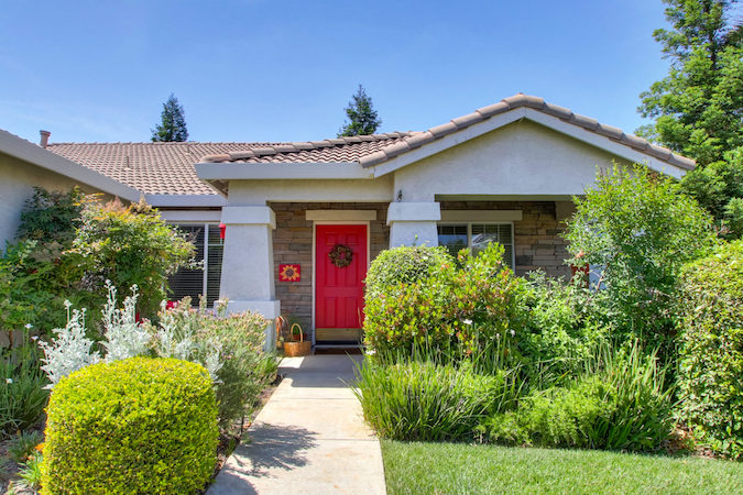 elk Grove one story home
