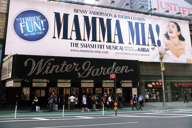 Mamma Mia! at the Aloha Theatre