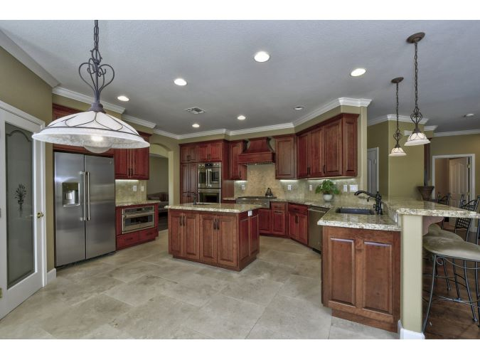 Country Falls Kitchen