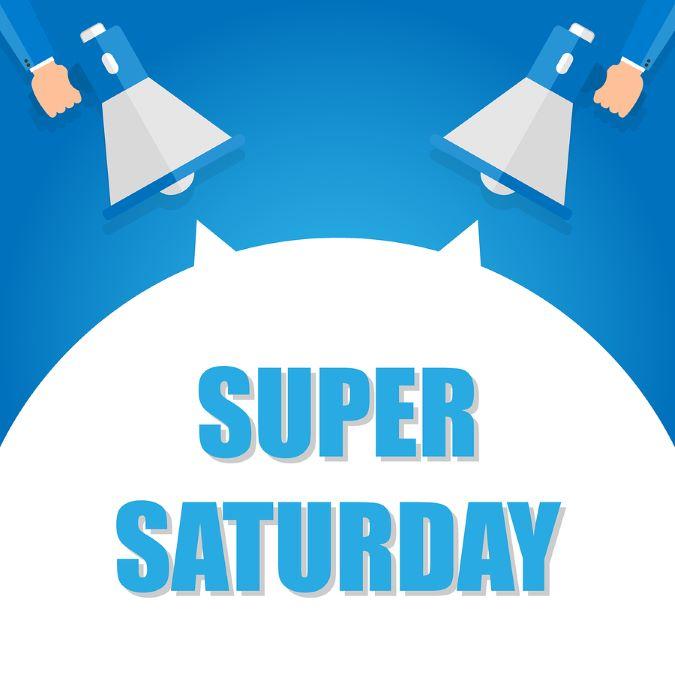 Super Sacramento Saturday in Real Estate