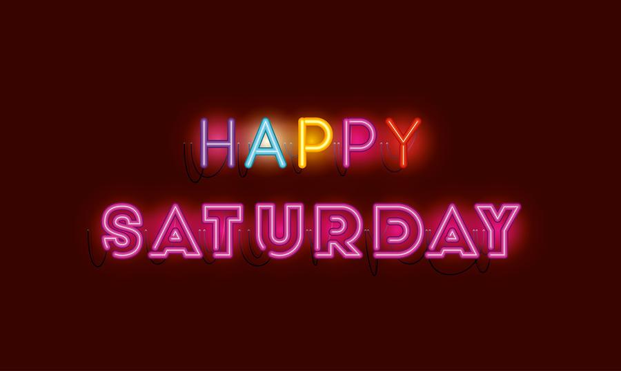 Happy Saturday Sacramento