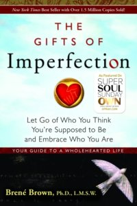 the gifts of imperfection brené brown dove sky