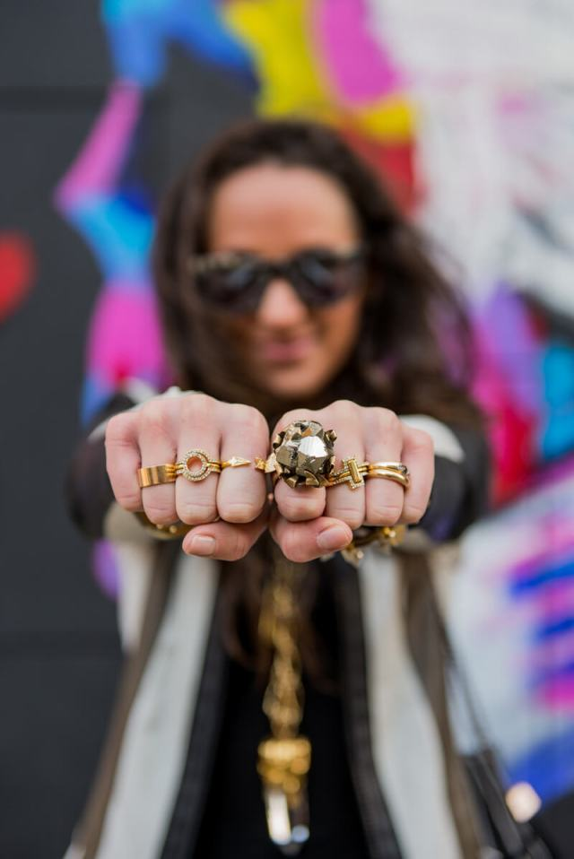 The Village Vogue | A Fashion and Lifestyle Blog by Eliza Higgins | C. Wonder and Belliza Knight Rings