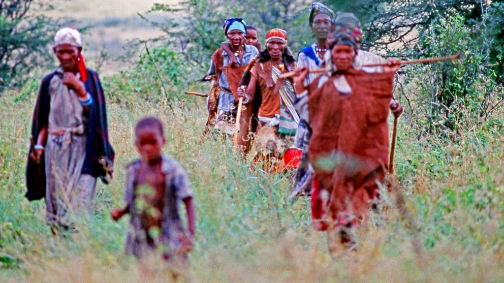 Lifes Adventures: Hunting with the Hadzabe Bushmen