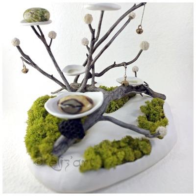 Jardins zen et autres bijoux d'intérieur