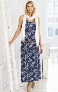 Stylish Adini summer dress