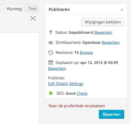 optimaliseer je blog voor zoekmachines