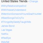 hashtags gebruiken