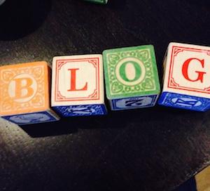 iedere dag bloggen