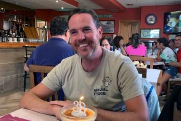 Feliz cumple Andrés