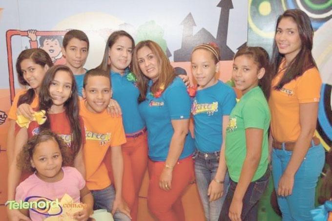 Recreo TV celebra programa especial al conmemorarse el 29 de septiembre Día Nacional de los Derechos de la Niñez