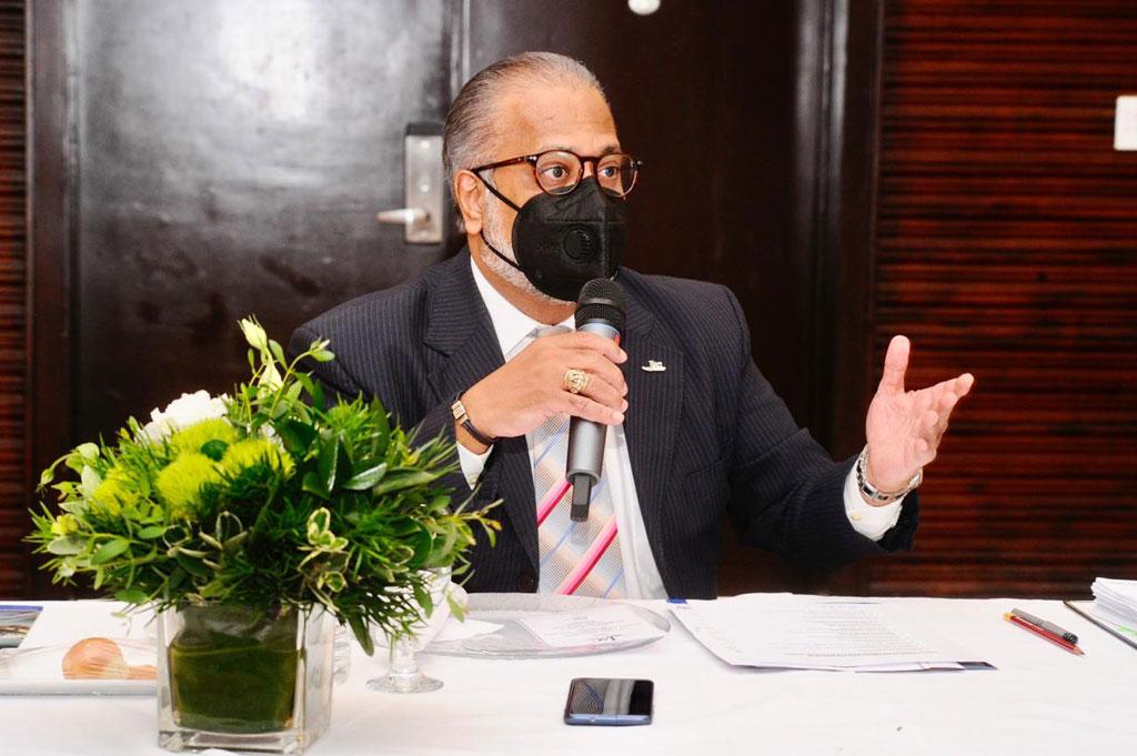 Doctor José E. Marte Piantini, presidente de la JAC