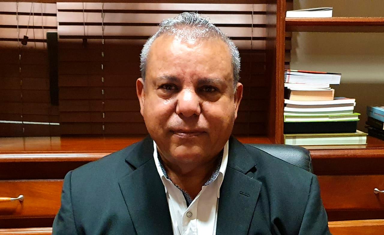 Ramón Díaz, designado como vicepresidente de la Comisión Presidencial de Apoyo al Desarrollo Barrial (CPADB)