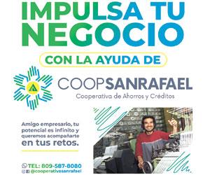 Cooperativa San Rafael Aprender a ahorrar y desarrollar proyectos de vida son grandes virtudes; la Cooperativa San Rafael nace para apoyarte con todos tus sueños.