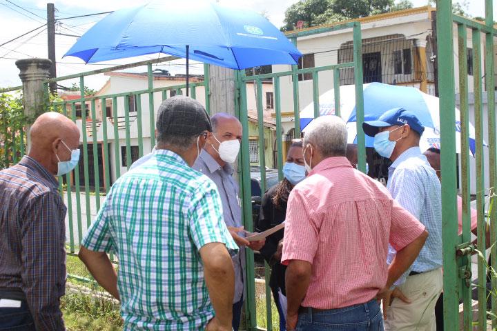 Gobernadora de Sánchez Ramírez pide declarar de urgencia terminación de CTC en Cotuí