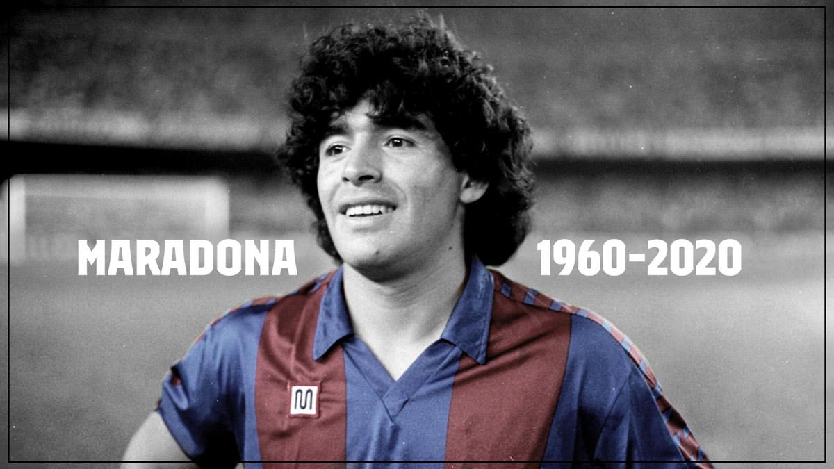 Recordando el legado de Diego Maradona en LaLiga