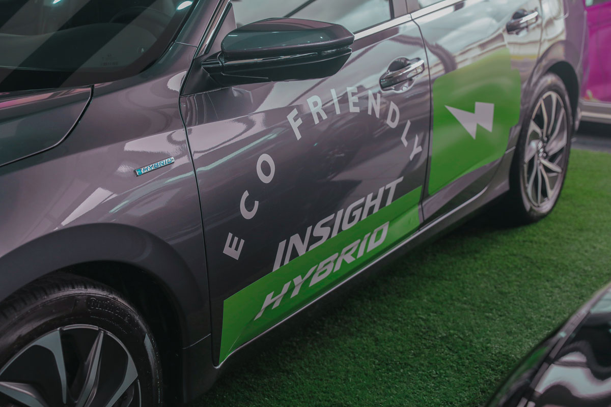 En la Autoferia Popular 2020 los interesados pueden elegir entre 37 modelos diferentes de vehículos ECO, híbridos y eléctricos