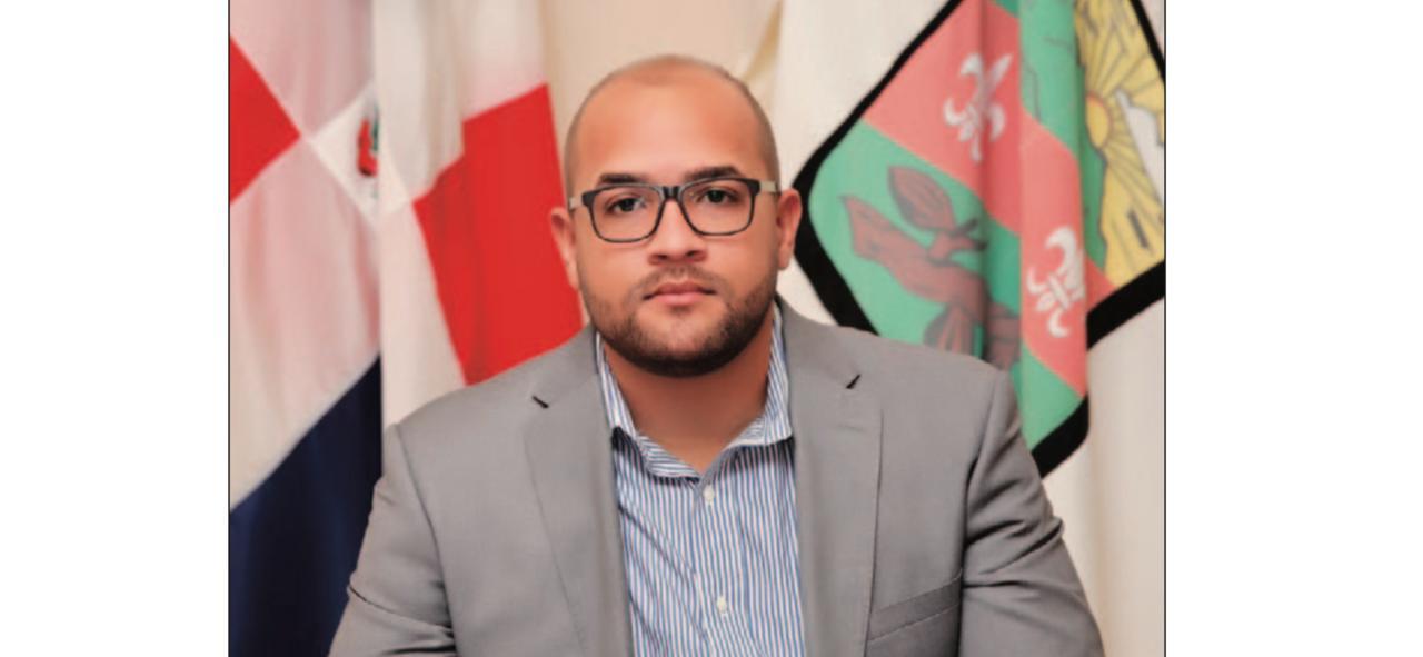 Ing. Danel Jerez, director de Planeamiento Urbano del Ayuntamiento