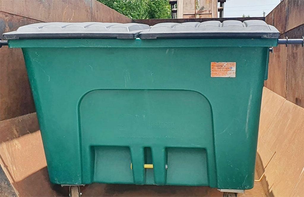 Se implementarán contenedores en diferentes puntos de la ciudad.