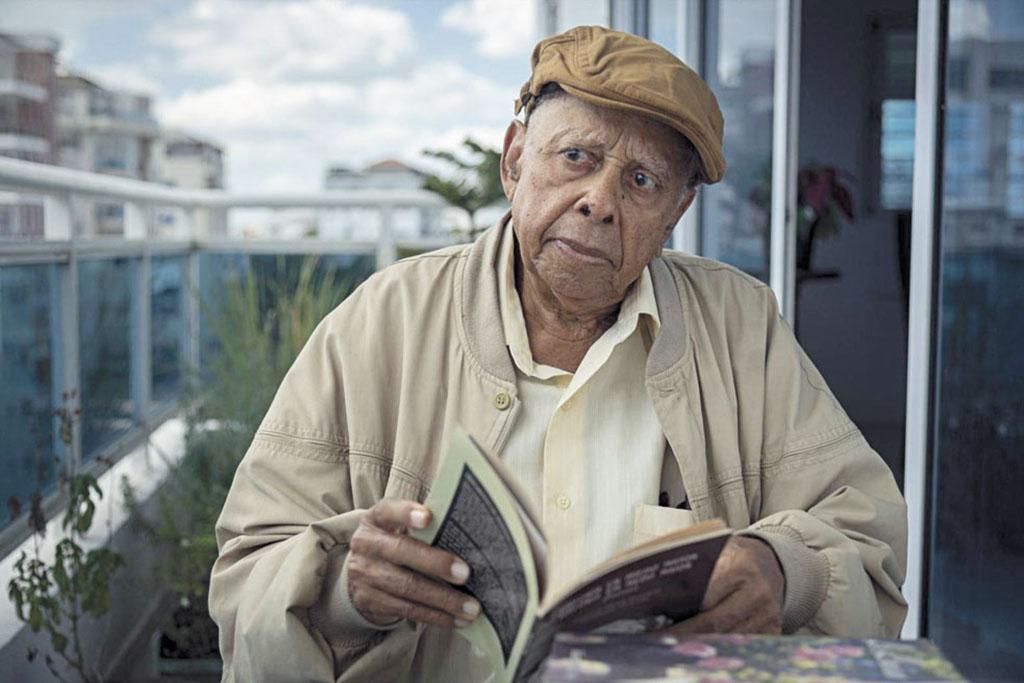 Manuel Mora Serrano en enero 2021