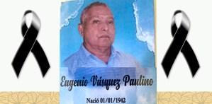 Eugenio Vásquez Paulino