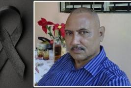 Sepultan en Santo Domingo restos de Frank Then; causa gran pesar entre comunicadores y el SNTP