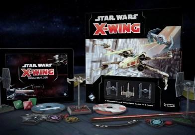 Juegos de Escaramuzas (II): Star Wars X-Wing 2.0