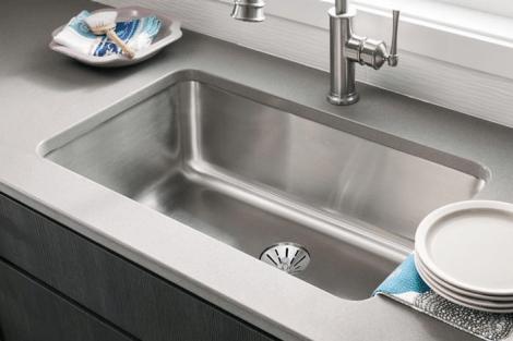 lustertone stainless steel sinks elkay