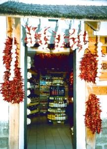 Ungarn Knoblauch Chilli Wein