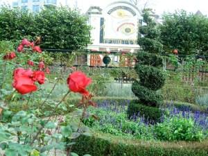 Groningen Prinsenhof-Garten