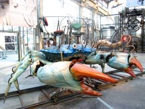 Nantes Riesenkrabbe