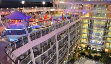 Oasis of the Seas in 33 fun facts 23