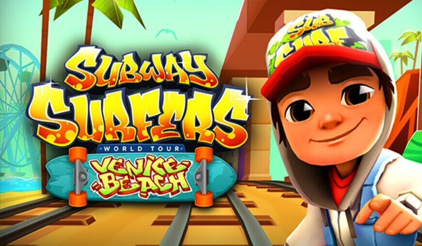 Subway Surfers android game