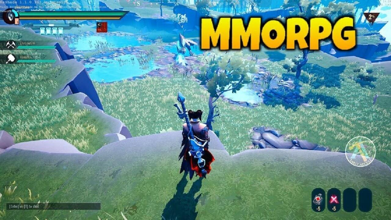 Best MMORPG Games for Android devices