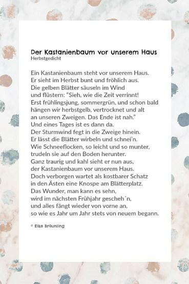 Gedicht Suchen