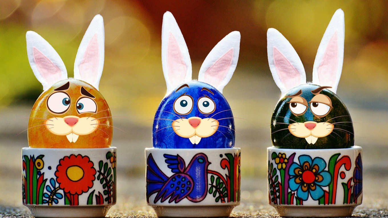 Klitzekleine Osterrätsel für Kinder