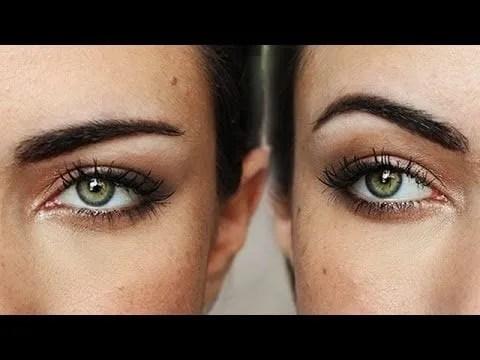 Eyebrow Mistake #2