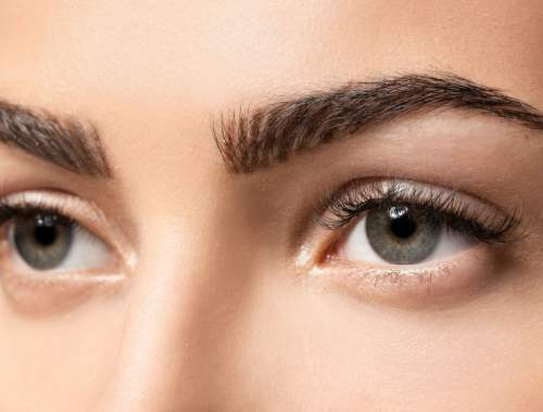 The secret to perfect eyebrows that no one ever tells you.