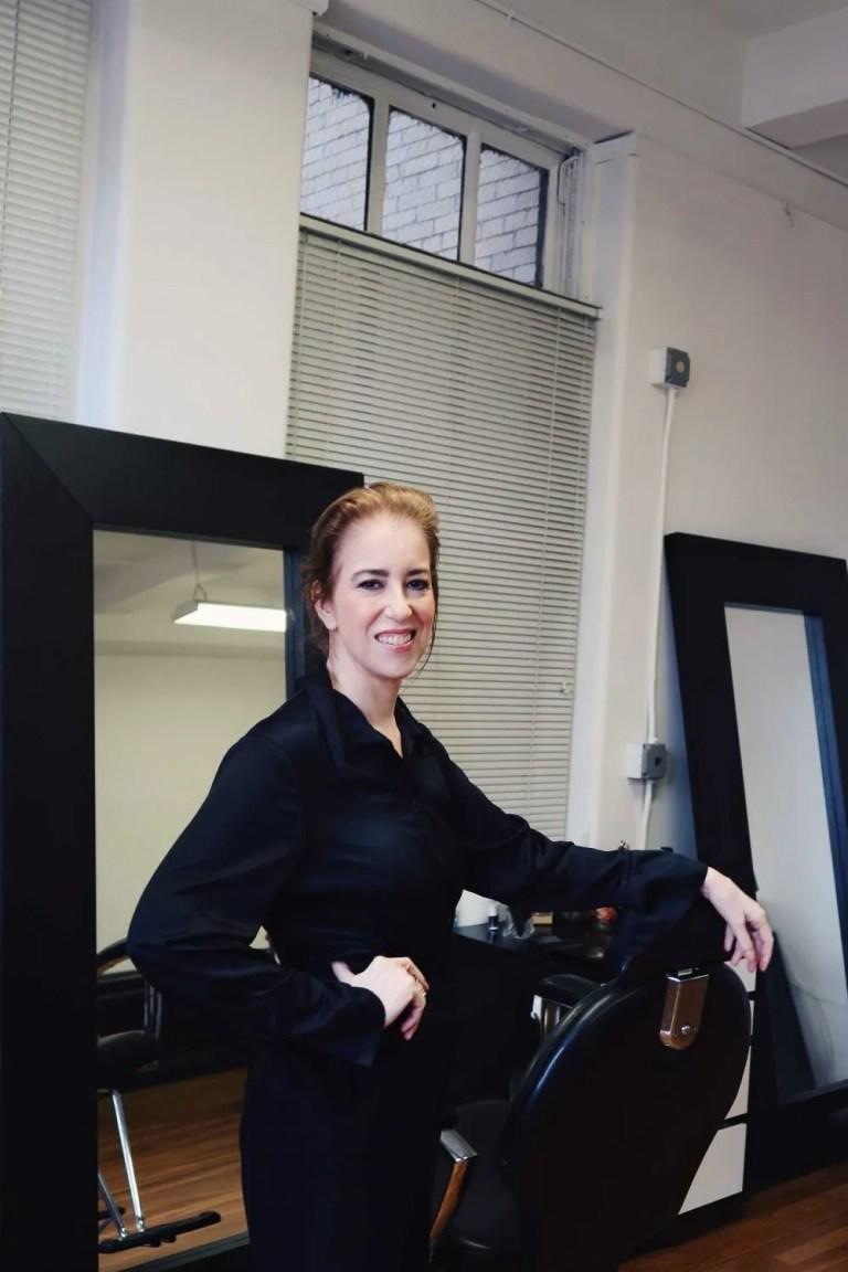 Elke Von Freudenberg, Eyebrow Specialist