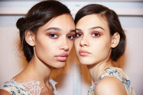 NYFW Spring/Summer '18 Brow Trends