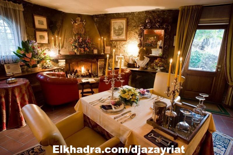 أصغر مطعم في العالم بطاولة واحدة ولشخصين فقط!