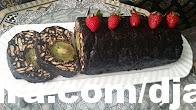 بالفيديو:cake biscuit/ كيك بالبسكويت بدون فرن دون جيلاتين لذييييذ سهل التحضير