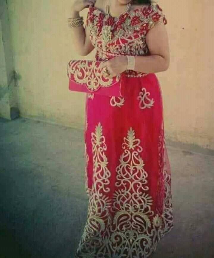 اجمل موديلات فساتين تصديرة العروس الجزائرية 2018